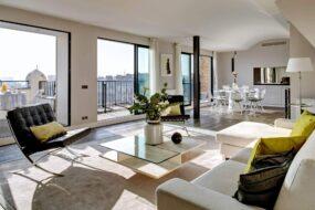 Appartement Paris Saint Martin 5 h