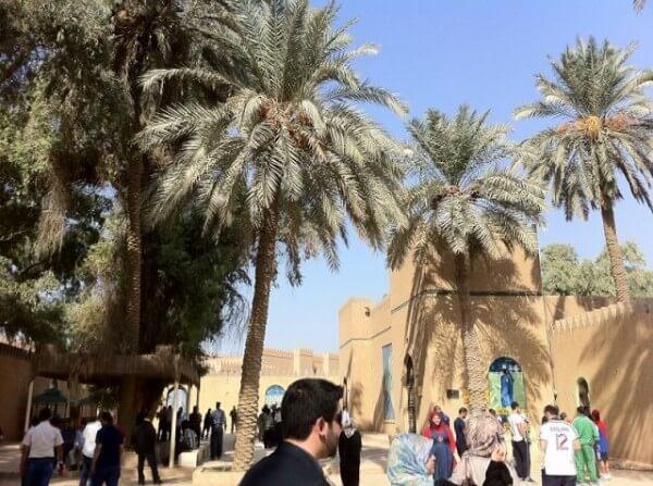 Babylone Irak