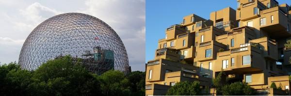 Biosphere et Habitat 67 Montréal