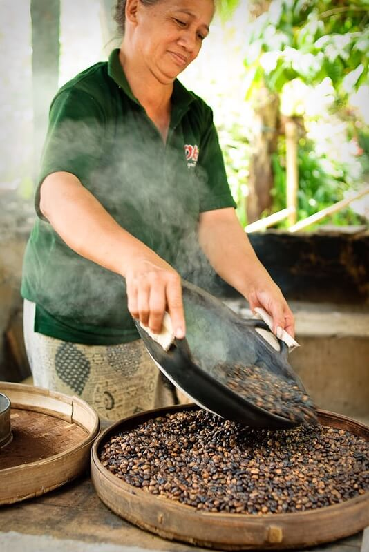 Café Bali Pulina