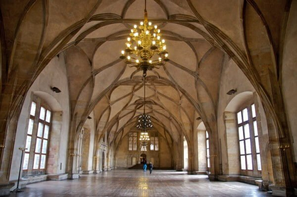 Château de Prague, visite