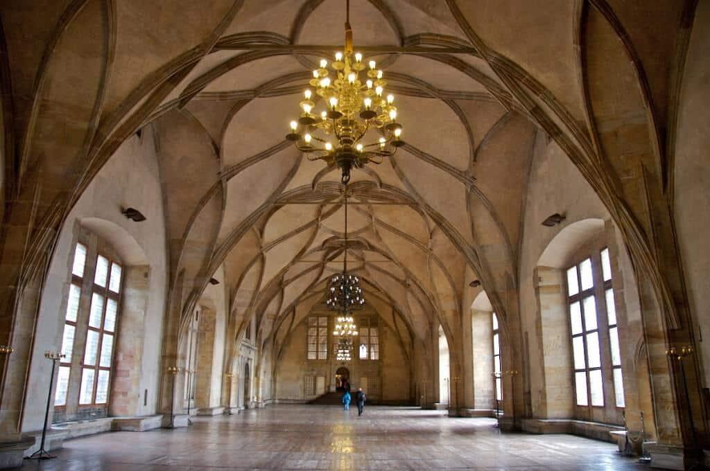 Visite guidée du Château de Prague