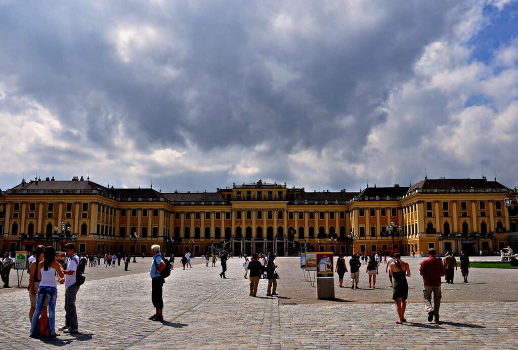 Château de Schonbrunn Vienne
