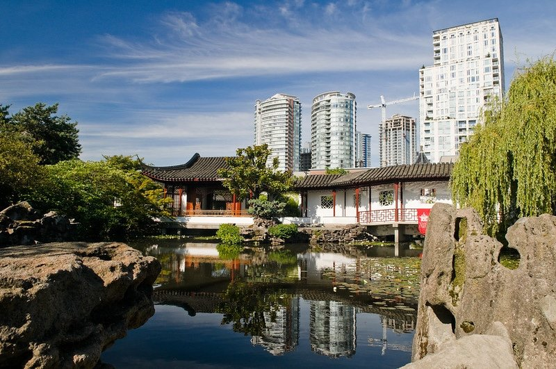 Chinatown, Dr. Sun Yat-Sen Classical Chinese Garden, Vancouver