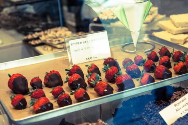 Chocolat Bruges, visite guidée