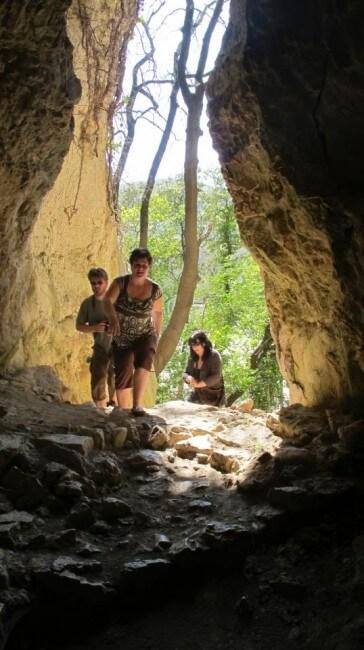 Ciste grotte
