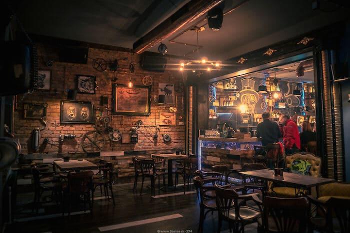 Plus Belle Déco Et Plus Beau Design Du0027intérieur De Bars Et Restaurants  Incroyables