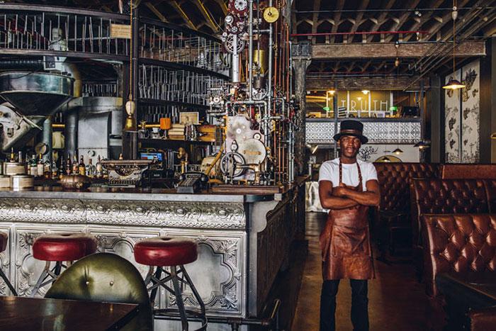 plus belle déco et plus beau design d'intérieur de bars et restaurants incroyables