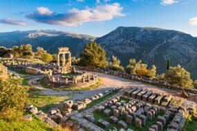Visiter Delphes depuis Athènes