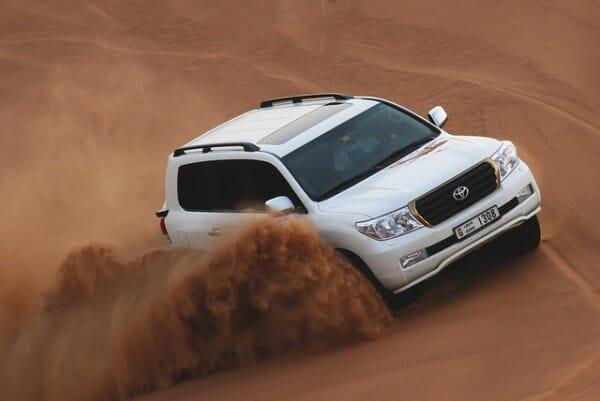 dune bashing 4x4 Dubai