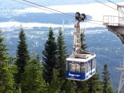 Grouse Mountain Skyride Vancouver