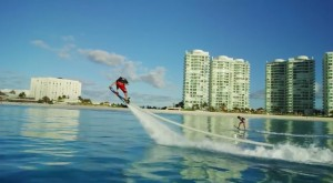 Hoverboard Flyboard Cancun Mexique