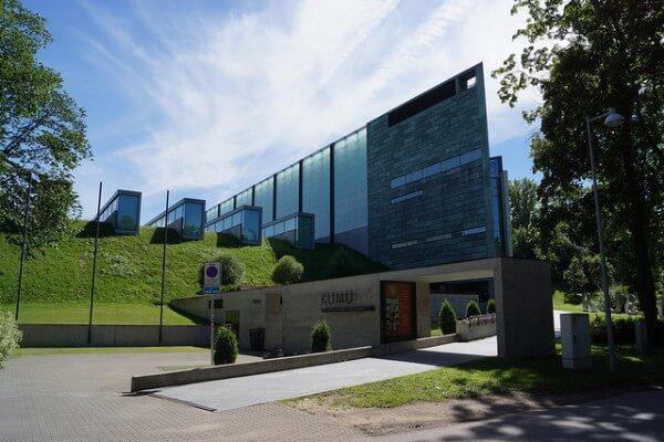 Kumu musée art Estonie Tallinn