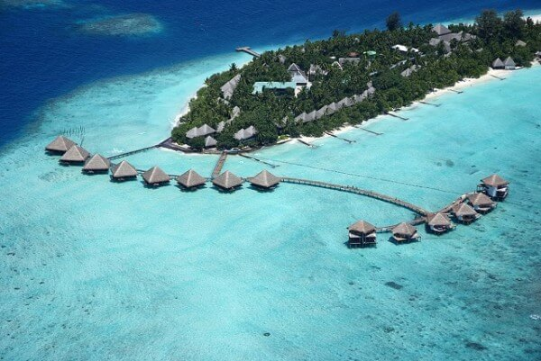 Maldives en voie de disparition