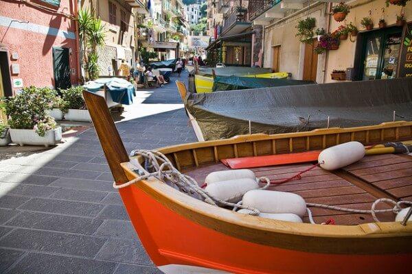 Manarola, Cinque Terre, Ligurie, Italie