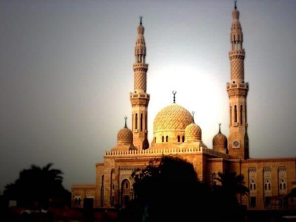 Mosquée de Jumeirah Dubai