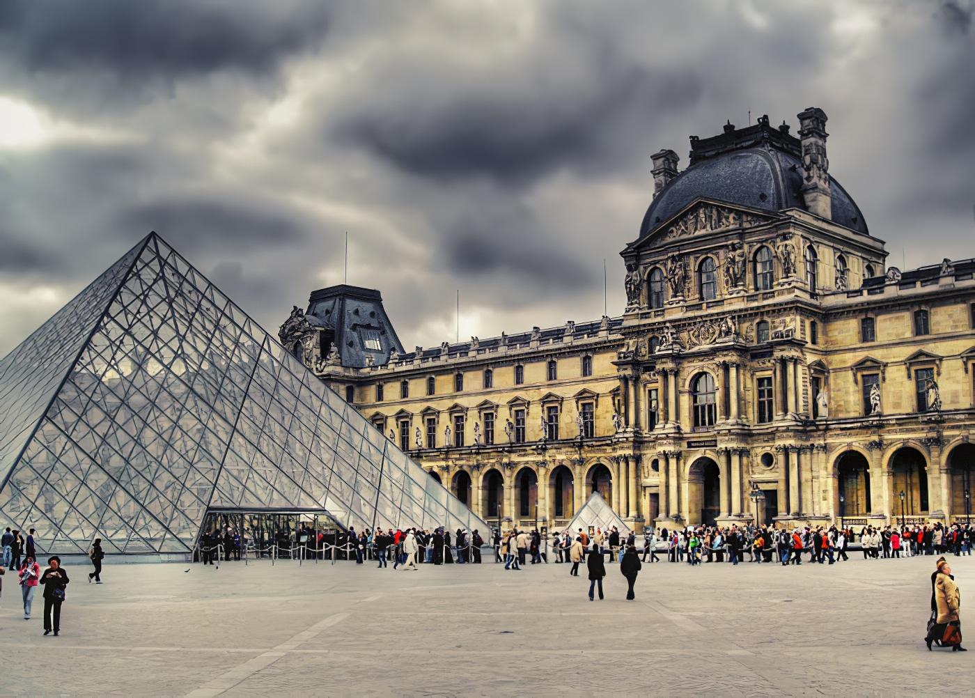 Visiter paris avec les billets coupe file du paris pass - Musee du louvre billet coupe file ...