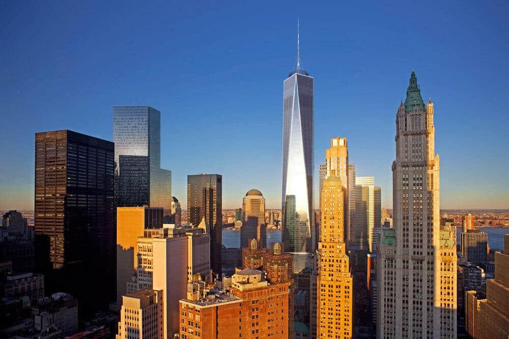Revivez la construction du One World Trade Center en Time-Lapse