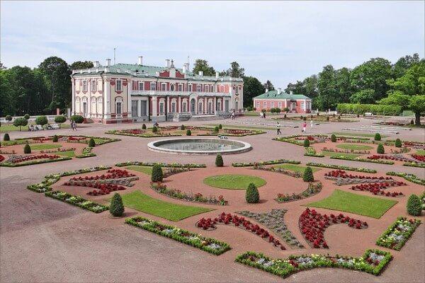Parc Kadriorg Tallinn