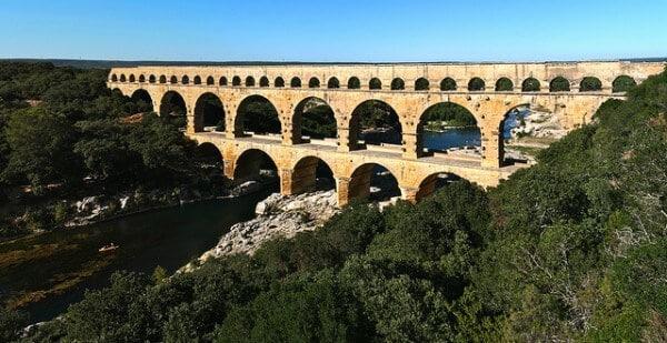 Pont du Gard, Gard France