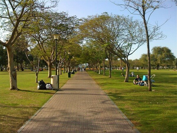 Safa Park Dubaï