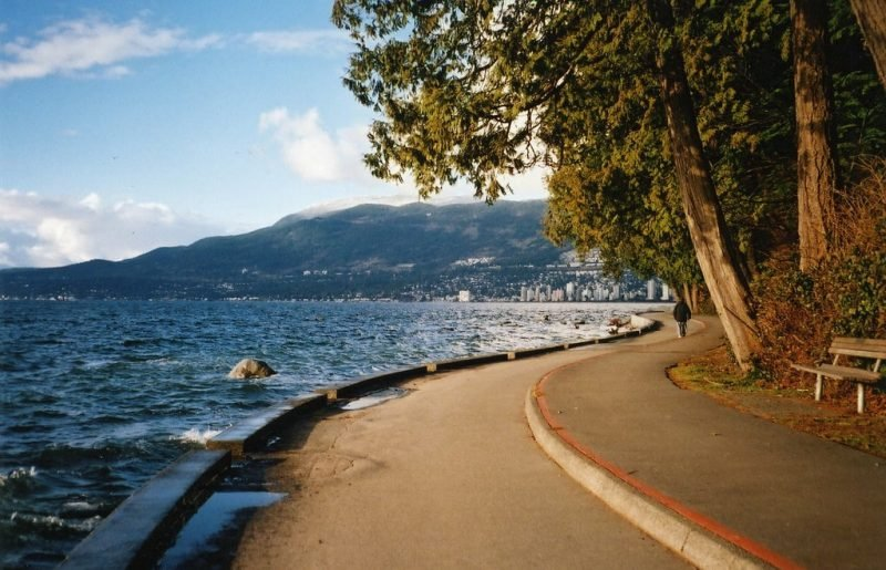 Seawall, Vancouver