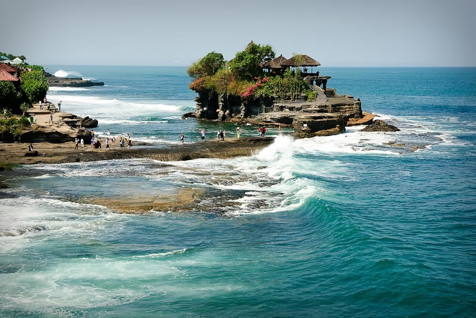 Temple Tanah Lot Bali