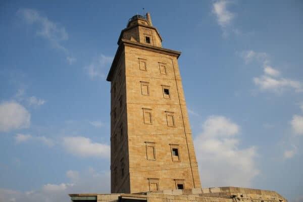 La Tour d'Hercule : un phare du 2ème siècle toujours en service