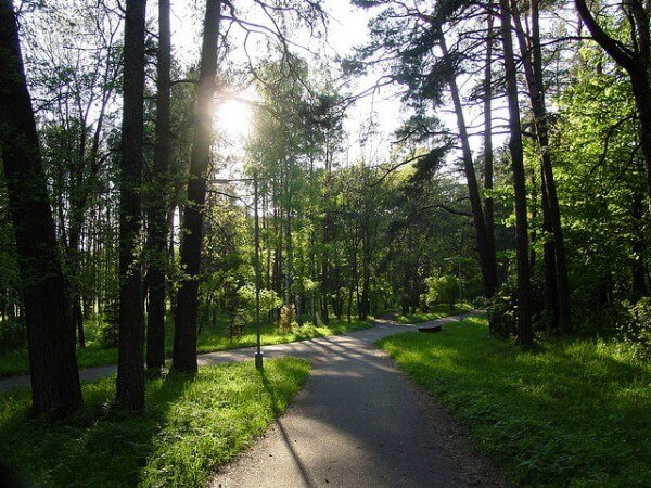 Vingis Park Vilnius
