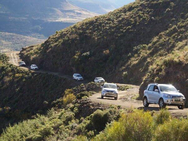 visiter en 4x4 le Lesotho depuis Durban, Afrique du Sud
