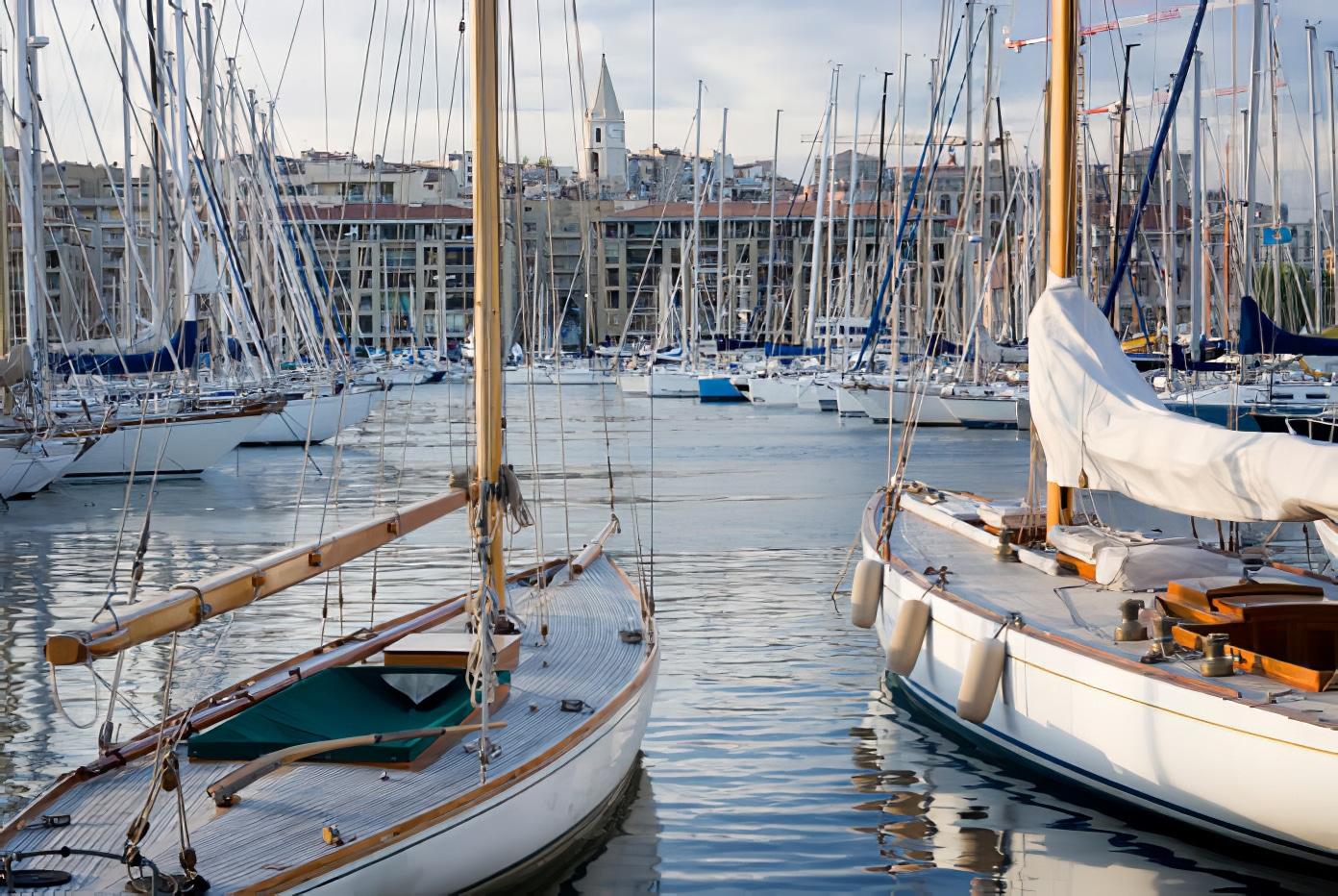 Visiter le Vieux Port de Marseille