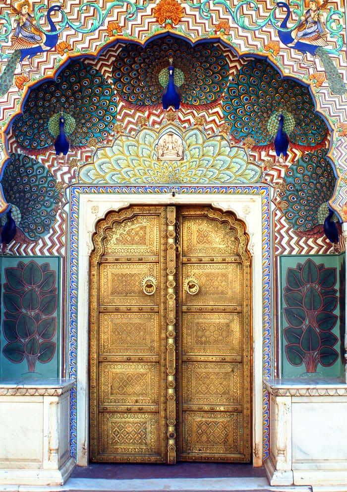 Art, déco, porte, vieilles portes du monde entier