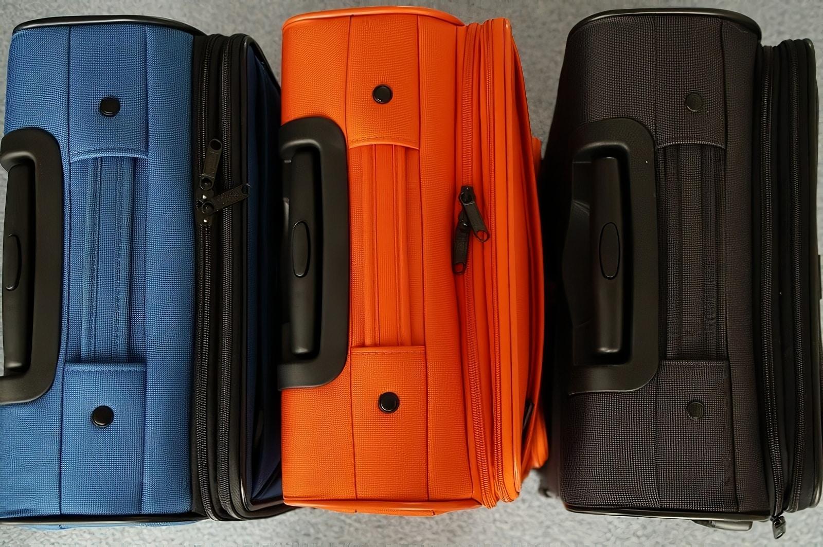 bagages préparation