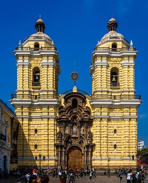 Basilique et Monastère San Francisco, Lima