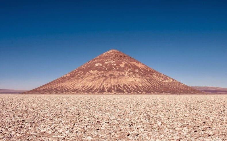 Cono de Arita, Cône d'Arita, Argentine