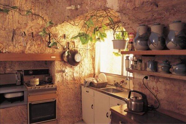 Dans l'outback, la ville souterraine de Coober Pedy