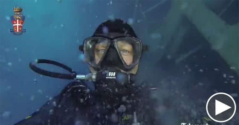 Plongez dans l'épave du Costa Concordia