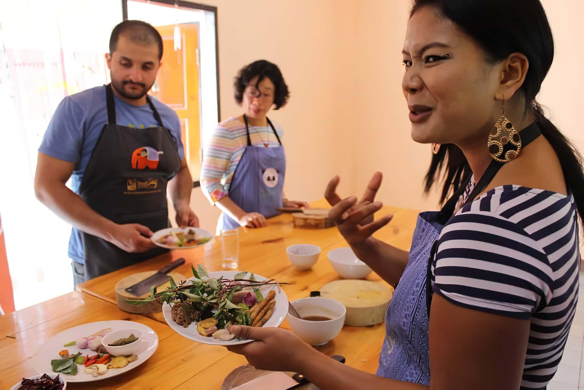 Prenez un cours de cuisine Thaï à Bangkok