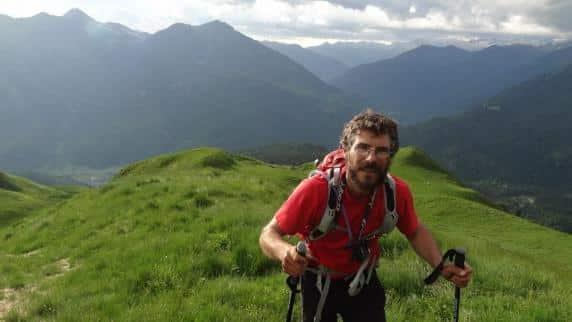 Dod on the road : Du Mont-Blanc à la mer du Nord