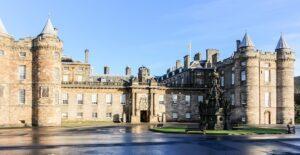 Château d'Édimbourg, Écosse