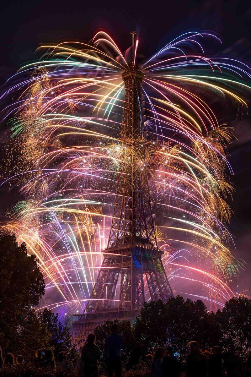 Rattrapage pour les absents du 14 Juillet à Paris