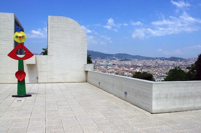 Fundació Joan Miró, Barcelone