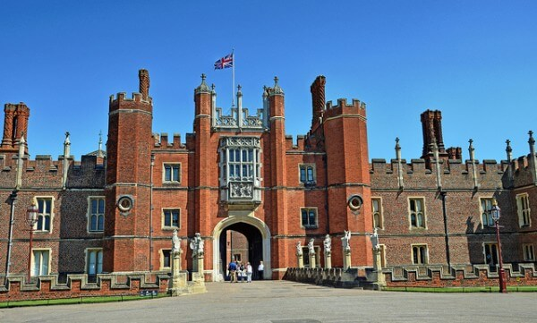 Hampton Court Palace, Londres