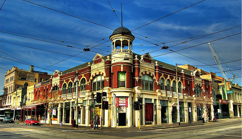 Hipster Fitzroy Melbourne