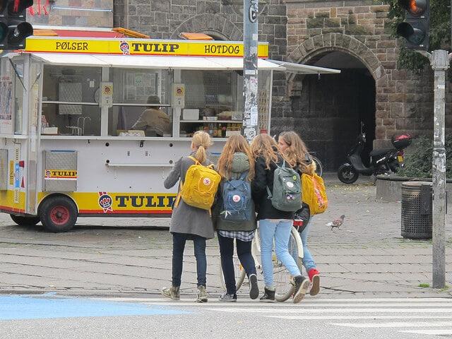 Hipster Vesterbro Copenhague