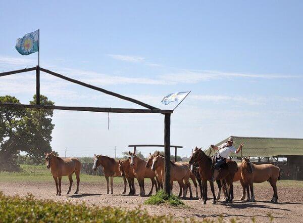 journée dans un ranch gauchos depuis Buenos Aires