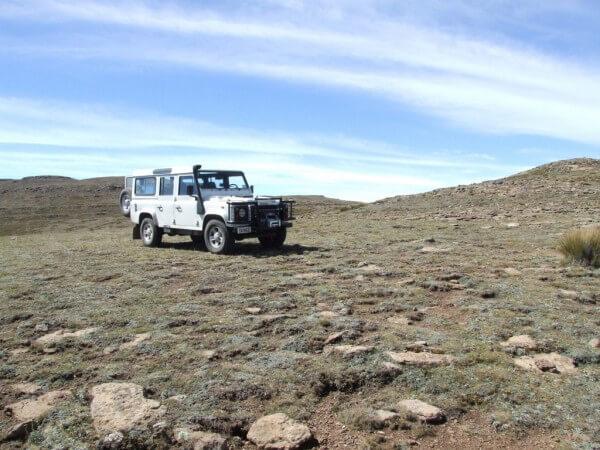 Découverte du Lesotho en 4×4 au départ de Durban