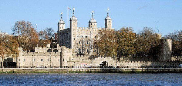 London Tower, Tour de Londres