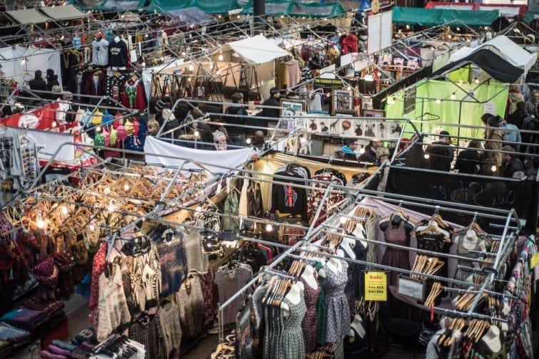Spitafields Market