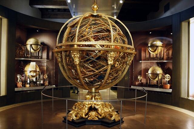 Museo Galileo, Musée Galilée, Florence, Italie